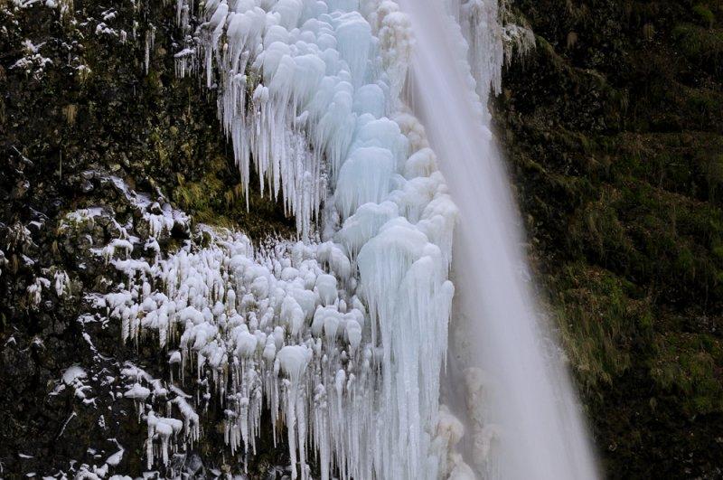 More of Horsetail Falls