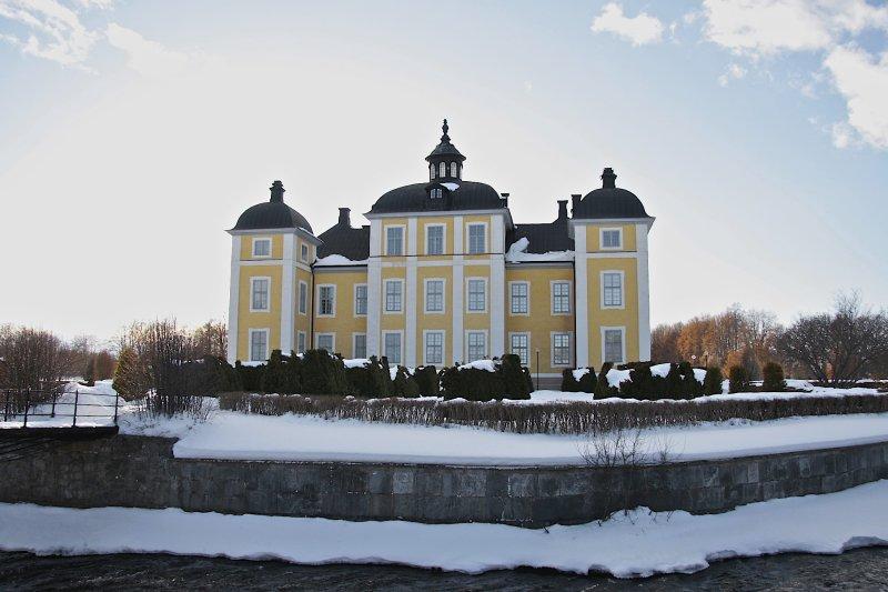 Strömsholm Baroque Castle