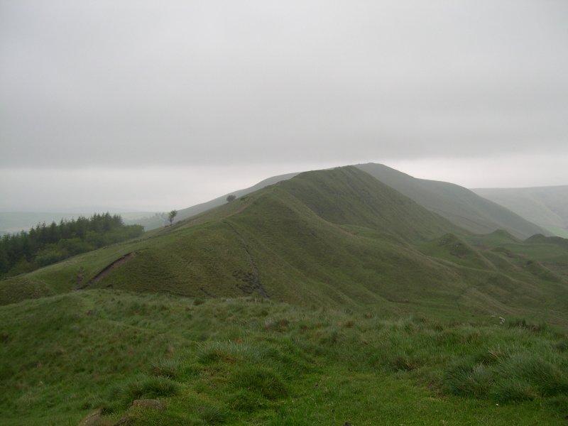 Mam Tor (Mother Mountain)