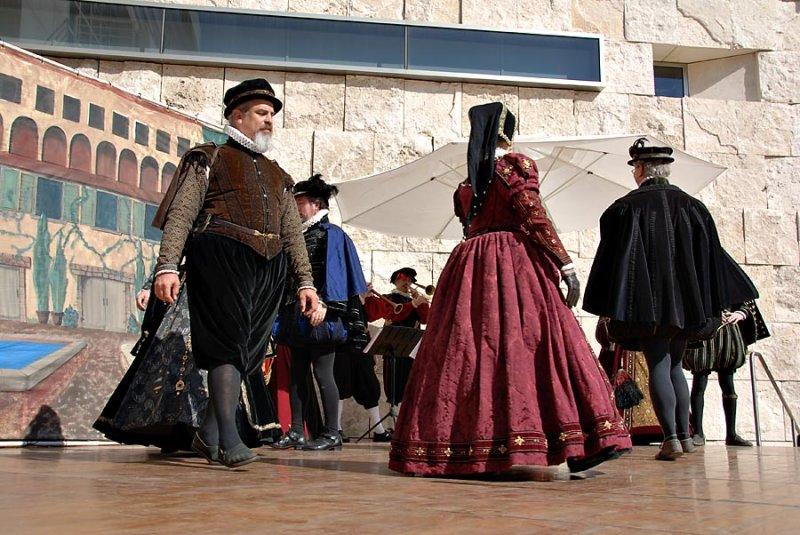 Guild of St. George, Elizabethan living history performance group