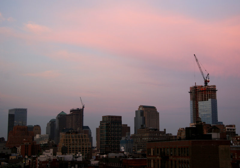 Sunrise - Downtown