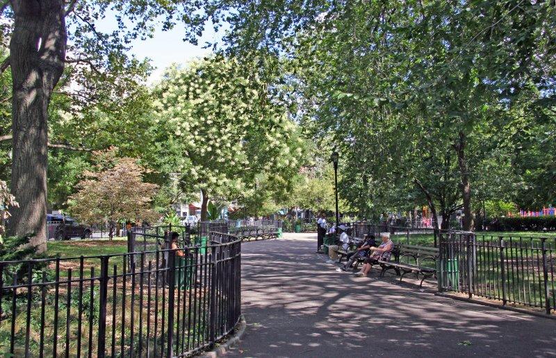 Park View near Avenue A & East 7th Street