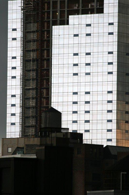 Evening - Trump Hotel/Condo in SOHO
