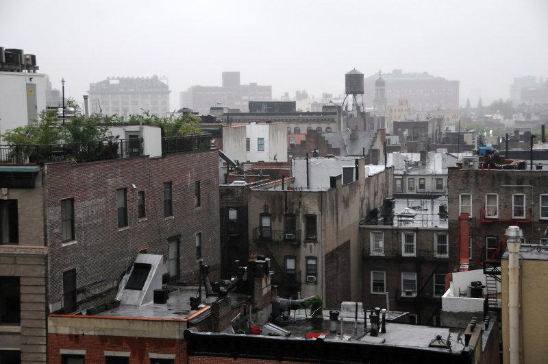 Morning - West Greenwich Village Skyline