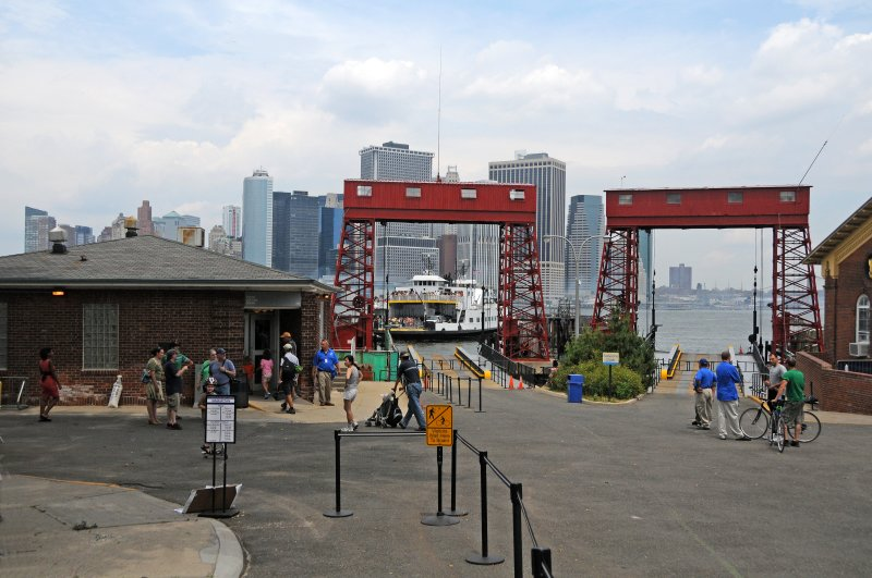 Governors Island Ferry Landing