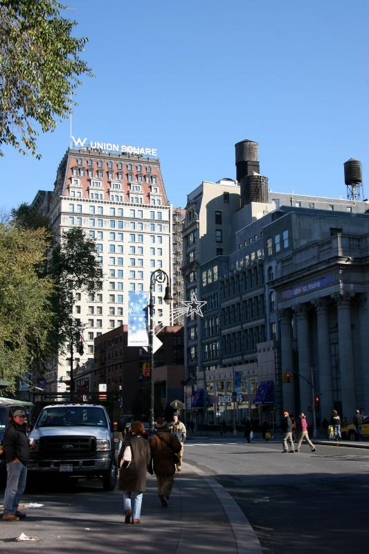 Union Square East