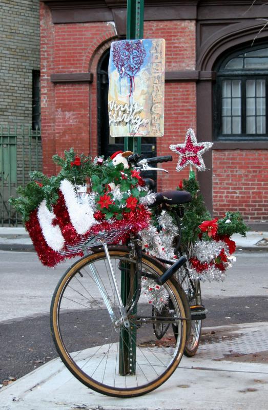 Santas Bycycle