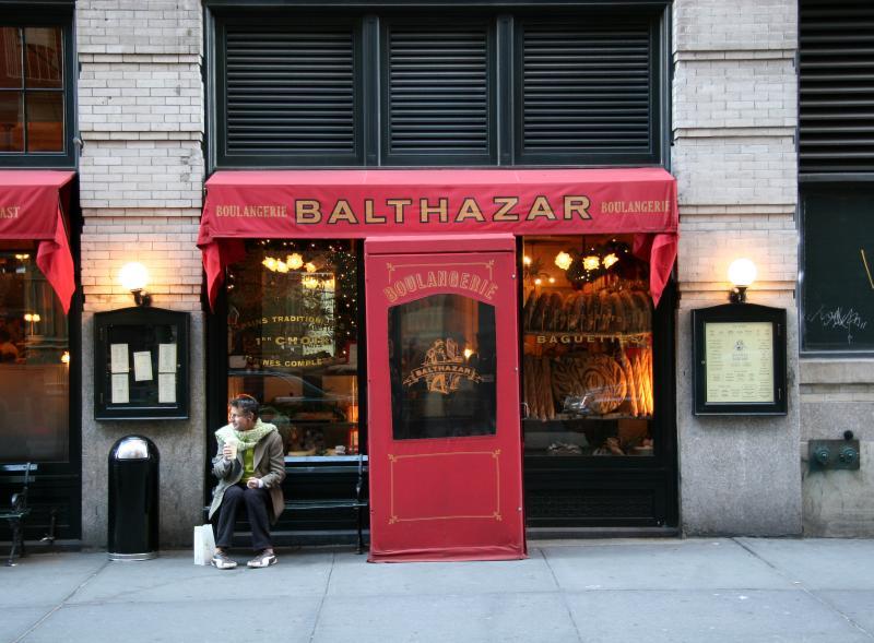 Cafe et Boulangerie a la Balthazars