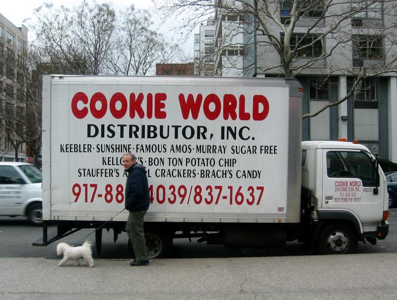 Cookie Truck