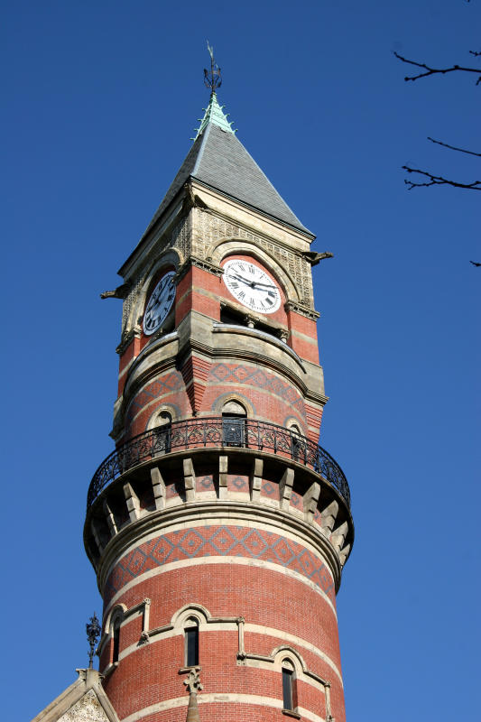 Jefferson Market Courthouse - Clock Tower