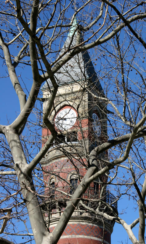 Jefferson Market Courthouse Clock Tower