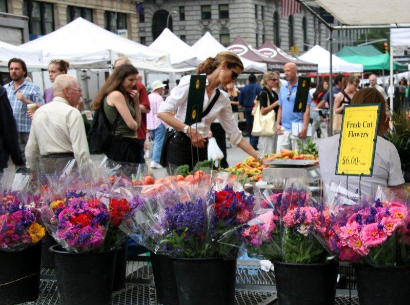 Fresh Cut Flowers & Produce