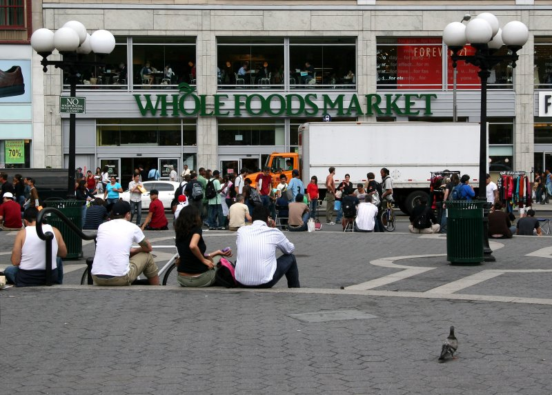 Whole Foods at 14th Street
