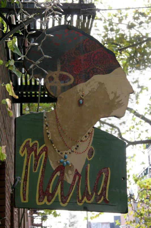 Marias Guild Sign