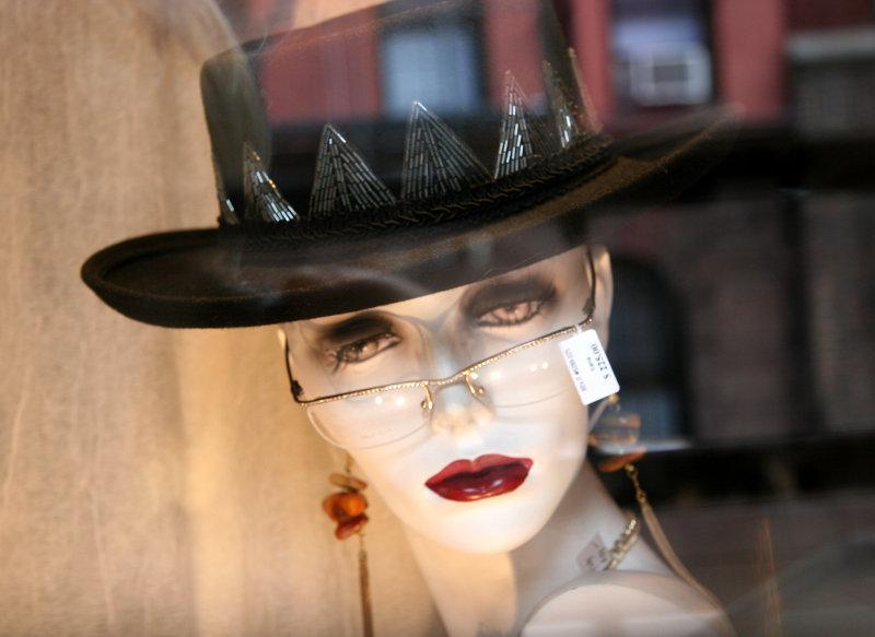 Eye Glass Shop Window