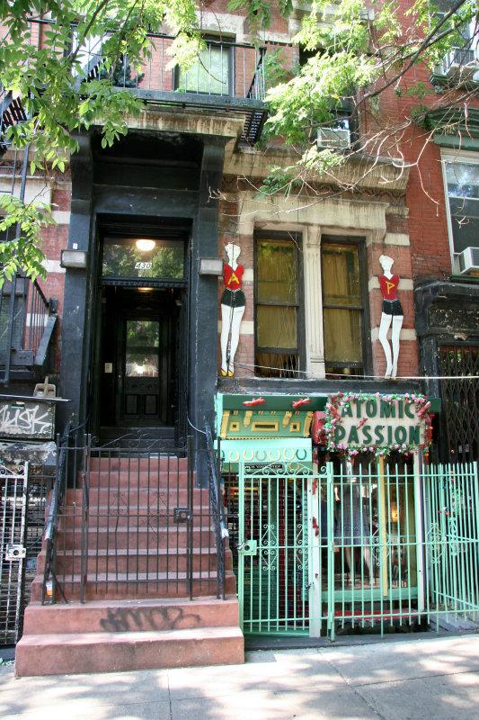 East Village Shop