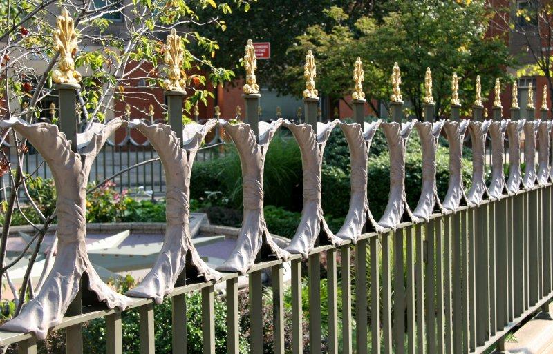 Vest Pocket Garden at 3rd Avenue