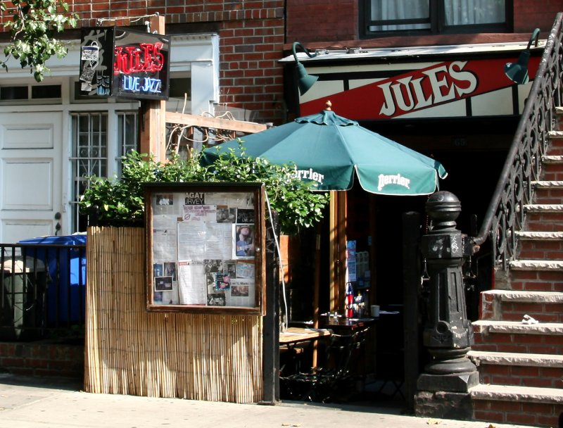 Jules Jazz Club