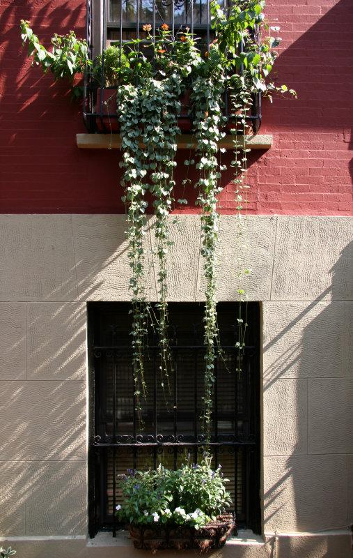 Residence Flower Boxes