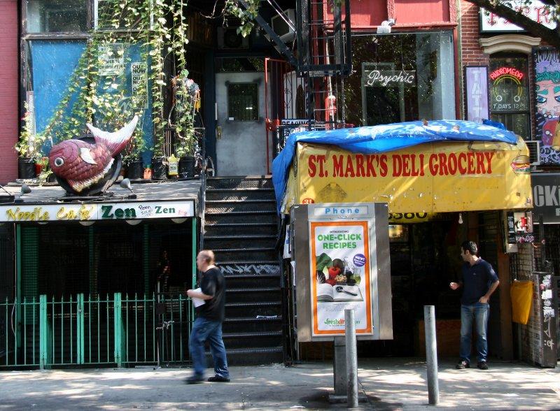 St Marks Deli & Zen Noodle Cafe