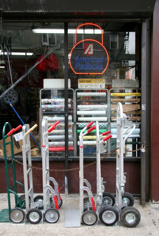 Hardware Store on Broome Street