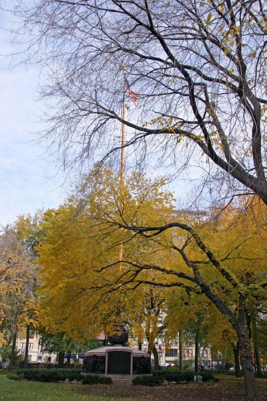 Park View - Flag Pole