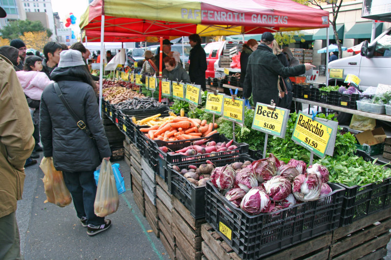 Farmers Market - Produce