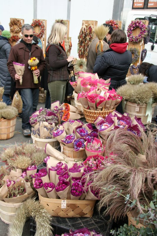 Farmers Market - Arrangements & Garlands