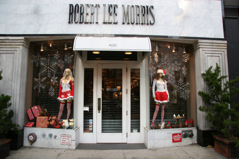 Robert Lee Morris Store