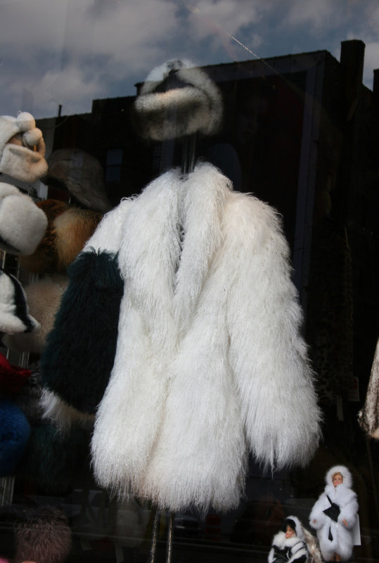 Furs Coats & Assessories