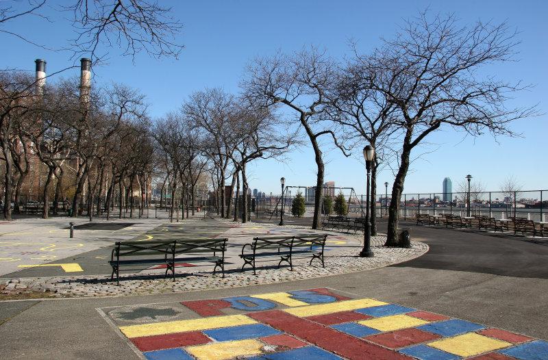 East River Park View