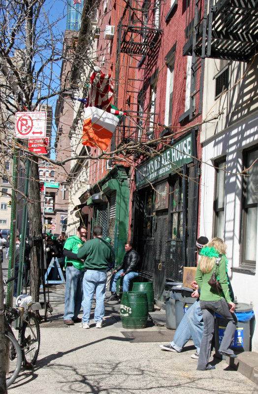 McSorleys Ale House - St Patricks Day