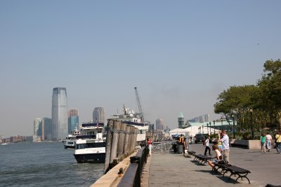 Ellis Island & Statue of Liberty NYC Port