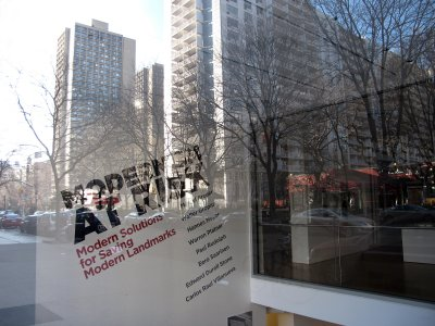 Window Reflectons - American Institute of Architects