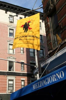 Mezzogiorno Italian Restaurant at Spring Street
