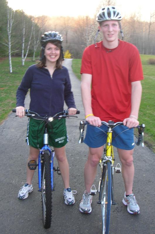 Team Sarcoma/GIST Support- Megan and Jonathan