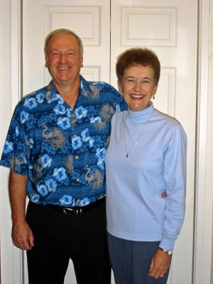 Dennis and Darlene