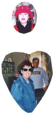 Sue in her Red Hat Dec.2007