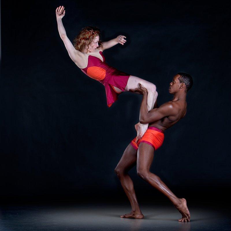 Megan Jakel and Marcus Jarrell