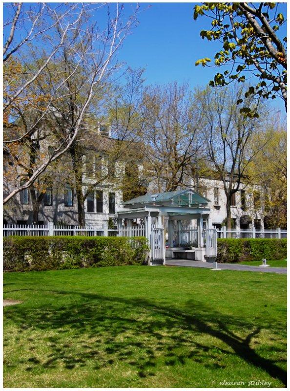 Spring Sunshine, Architecture Museum