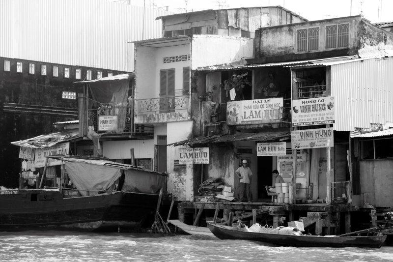 Mekong in Monochrome 4