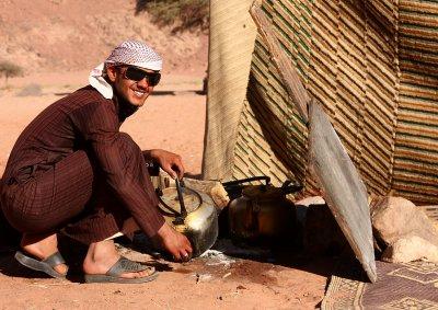 Bluetooth Bedouin