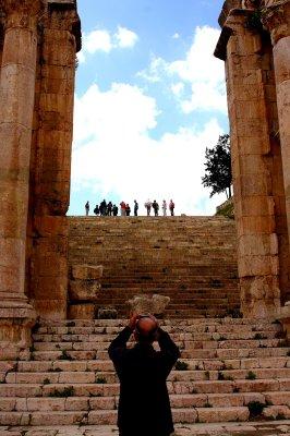 The Steps of Artemis