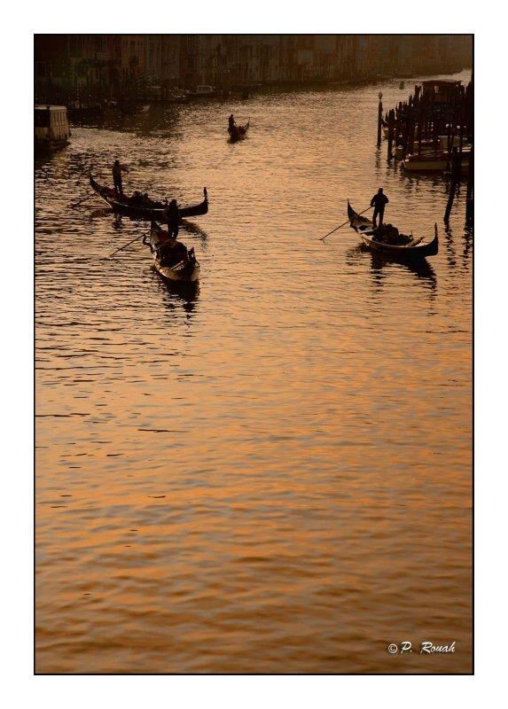 Venezia Grand Canal - 4390
