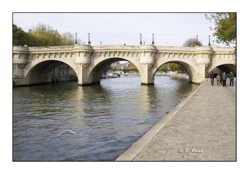 Paris : Pont-Neuf
