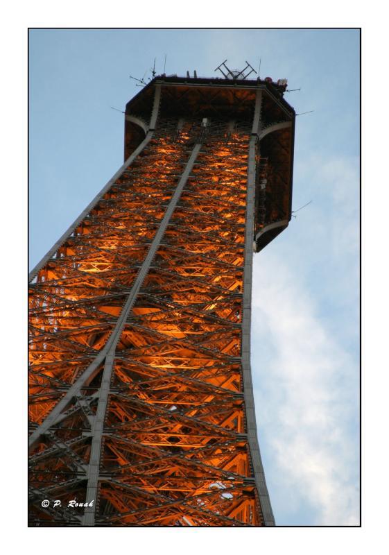 La dame de fer - The Eiffel Tower