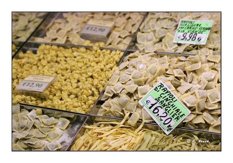 Pasta in Ventimiglia