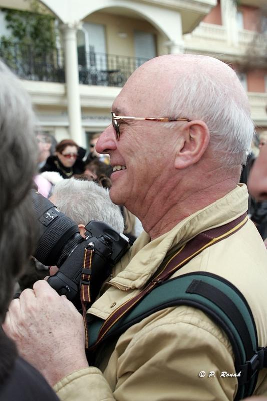 Michel et son Nikon