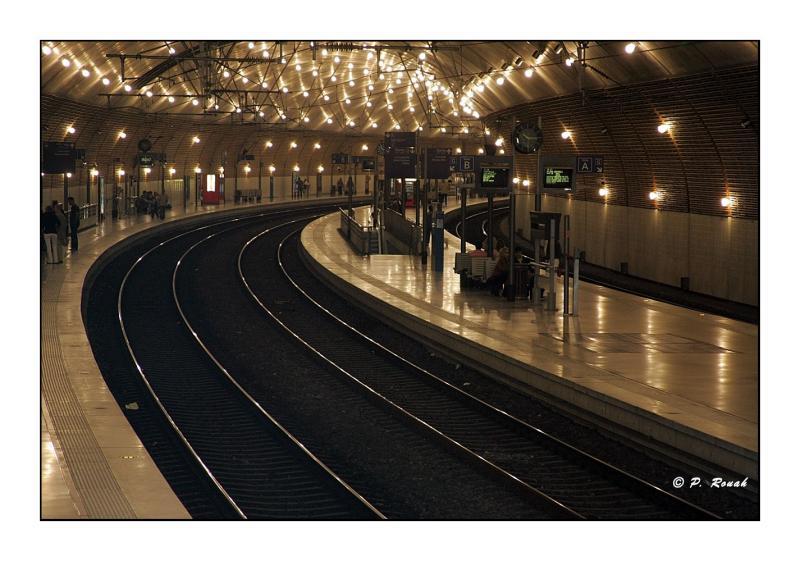 Gare de Monaco - 2