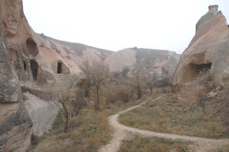 Ortahisar walk from Ürgüp 014
